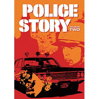 Police Story: Season Two [DVD] USA import