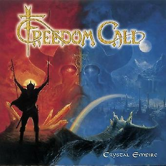 Fri opkald - Crystal imperium [Vinyl] USA importerer