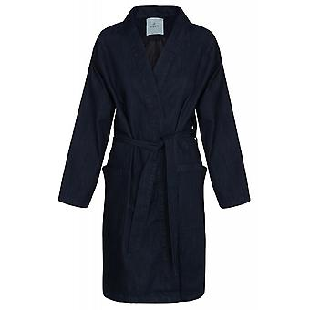 ADPT. Kamil coat coat ladies trench coat Blau denim