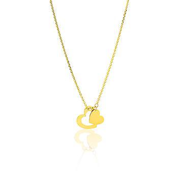 14k Yellow Gold 16