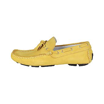 Made in Italia Moccasins Yellow Men