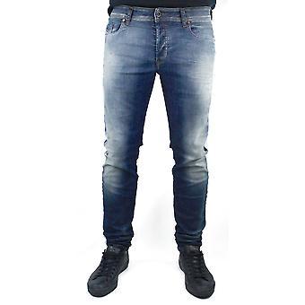 Diesel Sleenker 670N Jeans 0670N Tapered Skinny Fit