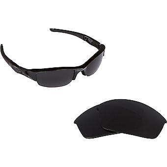 Best SEEK Polarized Replacement Lenses for Oakley Sunglasses FLAK JACKET Grey