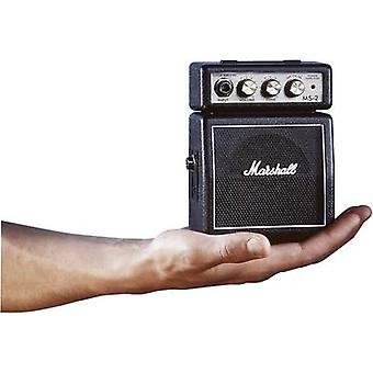 Electric guitar amplifier Marshall MS2 Black