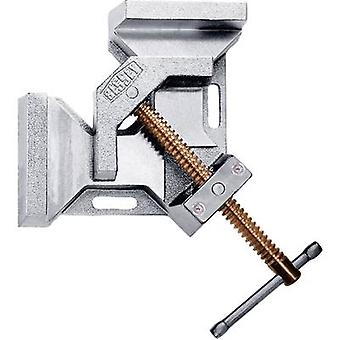 Bessey WSM metal angle tie bracket WSM12 Clamping range:2 x 120 mm Nosing length:100 mm
