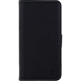 Mobilize MOB-23941 Smartphone Classic Gelly Wallet Book Case Wiko View Prime Zwart