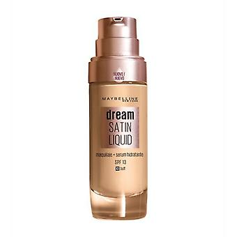 Maybelline Dream Satin Liquid 43 Buff (Make-up , Face , Bases)