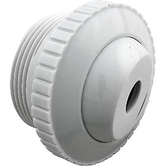 Pentair 540014 Directional Eyeball Thread Wall Fitting - White