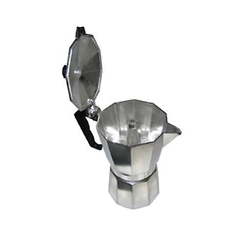 Kabalo 700ml (12-cup) Espresso kachel Top koffie-/ theevoorzieningen - continentale Moka Percolator Pot Aluminium