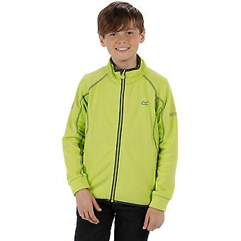 Regatta Boys & Girls Limit II Warm Backed Knitted Stretch Jacket Top