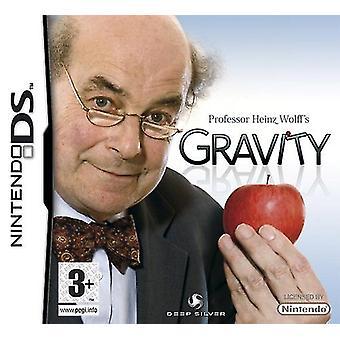 Professor Heinz Wolffs Gravity (Nintendo DS)