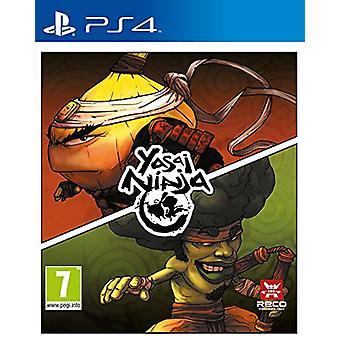 Yasai Ninja (PS4)