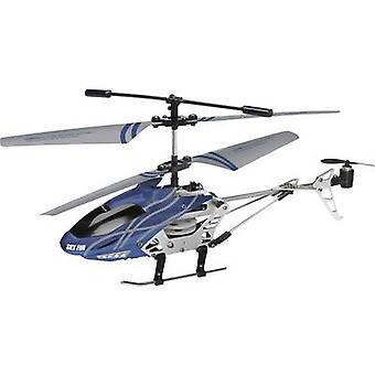 Revell Control Sky Fun RC model helicopter for beginners RtF