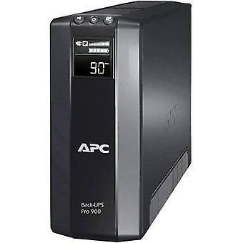 APC by Schneider Electric Back UPS BR900G-GR UPS 900 VA