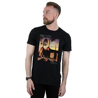 Pink Floyd mænds dyr dække T-Shirt