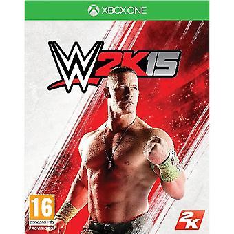 WWE 2K15 Xbox One Game