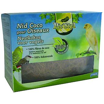 Tyrol Coir Nest For Birds (Birds , Bird Cage Accessories , Nests and Complements)