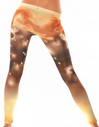 Waooh - Fashion - Gamaschen lange Wirkung Himmel