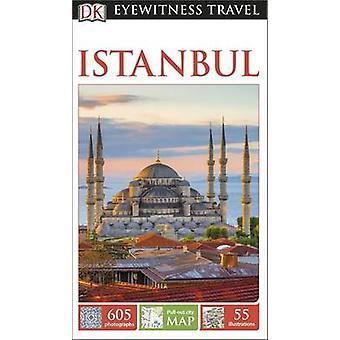 DK Eyewitness Guia de viagem - Istambul por DK - 9780241208724 livro