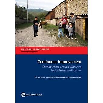 Continuous Improvement - Strengthening Georgia's Targeted Social Assis