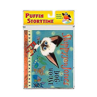 Skippyjon Jones in the Doghouse [With CD] (Puffin Storytime)