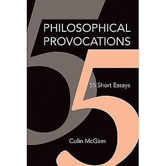 Philosophical Provocations: 55 Short Essays - Philosophical Provocations (Hardback)
