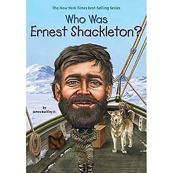 Who Was Ernest Shackleton? (Who Was...? (Paperback))