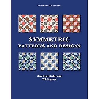 Symmetric Patterns & Designs (International Design Library)