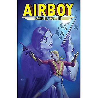 Airboy Archives, Volume 5