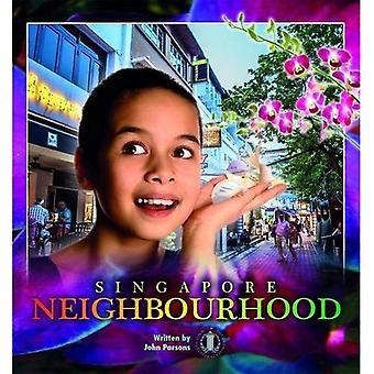 Singapore Neighbourhoods (The Literacy Tower)