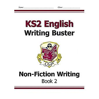KS2 Anglais SAT Buster: écriture de non-fiction: classeur 4