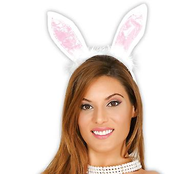 Womens Bunny meisje Tiara Fancy Dress accessoire