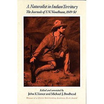 Um naturalista em território indiano: os diários de S.W.Woodhouse, 1849-50 (exploração americana & viagens S.)