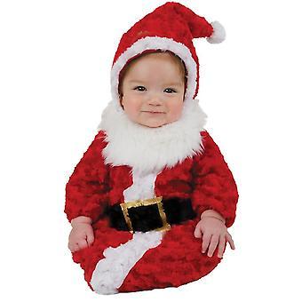 Santa Infant Costume