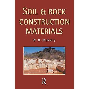 Jord och bergmaterial konstruktion av McNally & G.