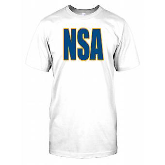 NSA - National Security Agency Kids T Shirt