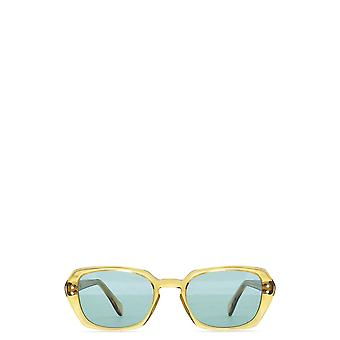 Our Legacy Yellow Acetate Sunglasses