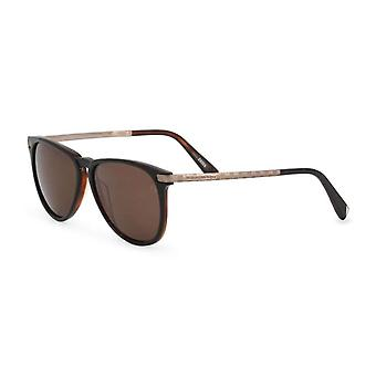 Ermenegildo Zegna Men Brown Sunglasses -- EZ00113328