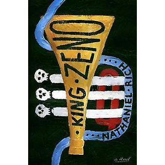 King Zeno - A Novel by Nathaniel Rich - 9780374181314 Book