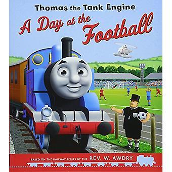 Thomas le moteur de réservoir-une journée au football-9781405289238 livre