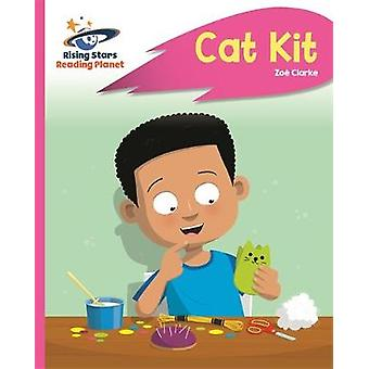 Reading Planet - Cat Kit - Pink A - Rocket Phonics by Reading Planet -