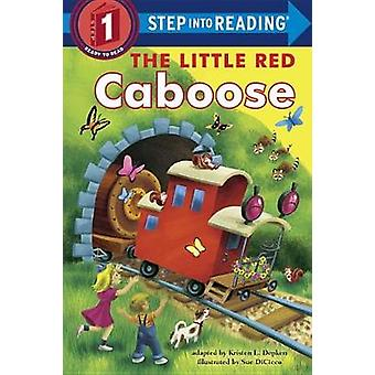 The Little Red Caboose by Kristen L. Depken - 9781524714260 Book