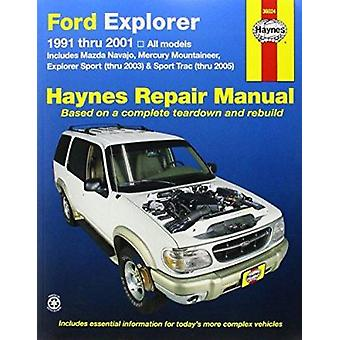 Ford Explorer - Mazda Navajo - Mercury Mountaineer (91 - 05) by Jay S