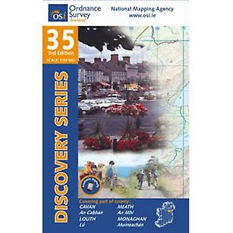 Cavan - Meath - Lough & Monaghan by  - 9781908852724 Book