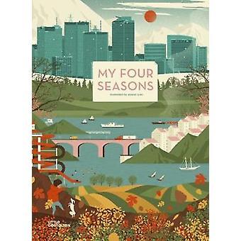 My Four Seasons - 9783899557848 Book