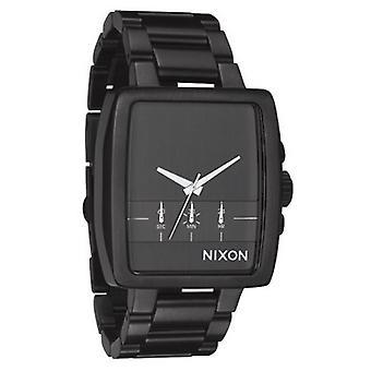 Nixon die Achse All Gunmetal Herrenchronograph (A324632)