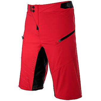 Oneal Red 2019 Pin II MTB Shorts