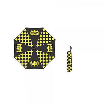 Umbrella - DC Comics - Batman - Geo Pattern Panel  New Licensed um4hy0btm