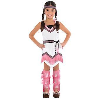 Amscan costume dei nativi americani (Neonati e Bambini , Costumi)