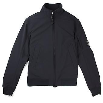 CP Company Soft Shell Lens Jacket Black